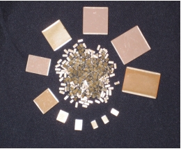 Commercial Multilayer ceramic capacitors
